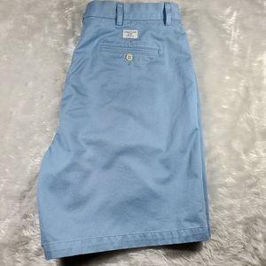Vineyard Vines - men's bermuda blue shorts